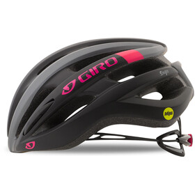 Giro Saga MIPS Helmet Women Matte Black/Pink Race
